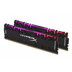 MEM KINGSTON PC DDR4 2x8GO 2933 PREDATOR HYPERX RGB
