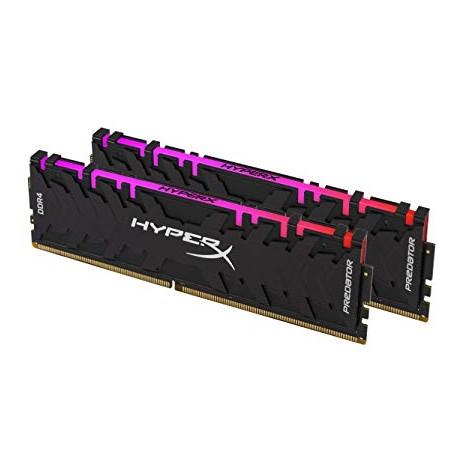 MEM KINGSTON PC DDR4 2x8GO 2933 PREDATOR HYPERX RGB