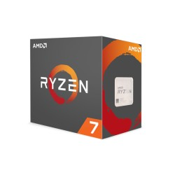 AMD Ryzen 7 2700 Wraith Spire LED 8 CORE / 16 THREAD   3.2GHZ UP TO 4.1GHZ