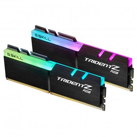KIT G.Skill 16GB Trident Z RGB (2x 8GB) 3200MHz