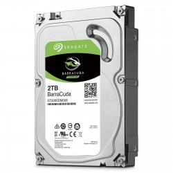 "HDD SATA 3.5"" 2 TO SEAGATE BARRACUDA"
