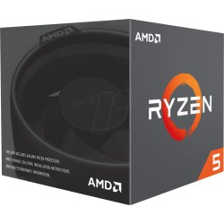 AMD RYZEN 5 2600   6 CORE 12 THREAD