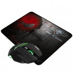 SOG Gaming Mouse ELITE-M10+Tapis