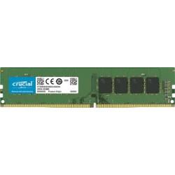 DDR4  8GO CRUCIAL 2666 Mhz
