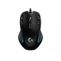 Logitech G300s Gaming Souris Noir
